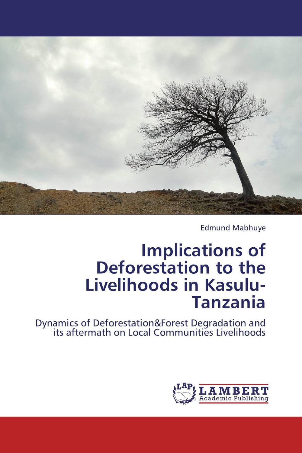 Implications of Deforestation to the Livelihoods in Kasulu-Tanzania corporate real estate management in tanzania