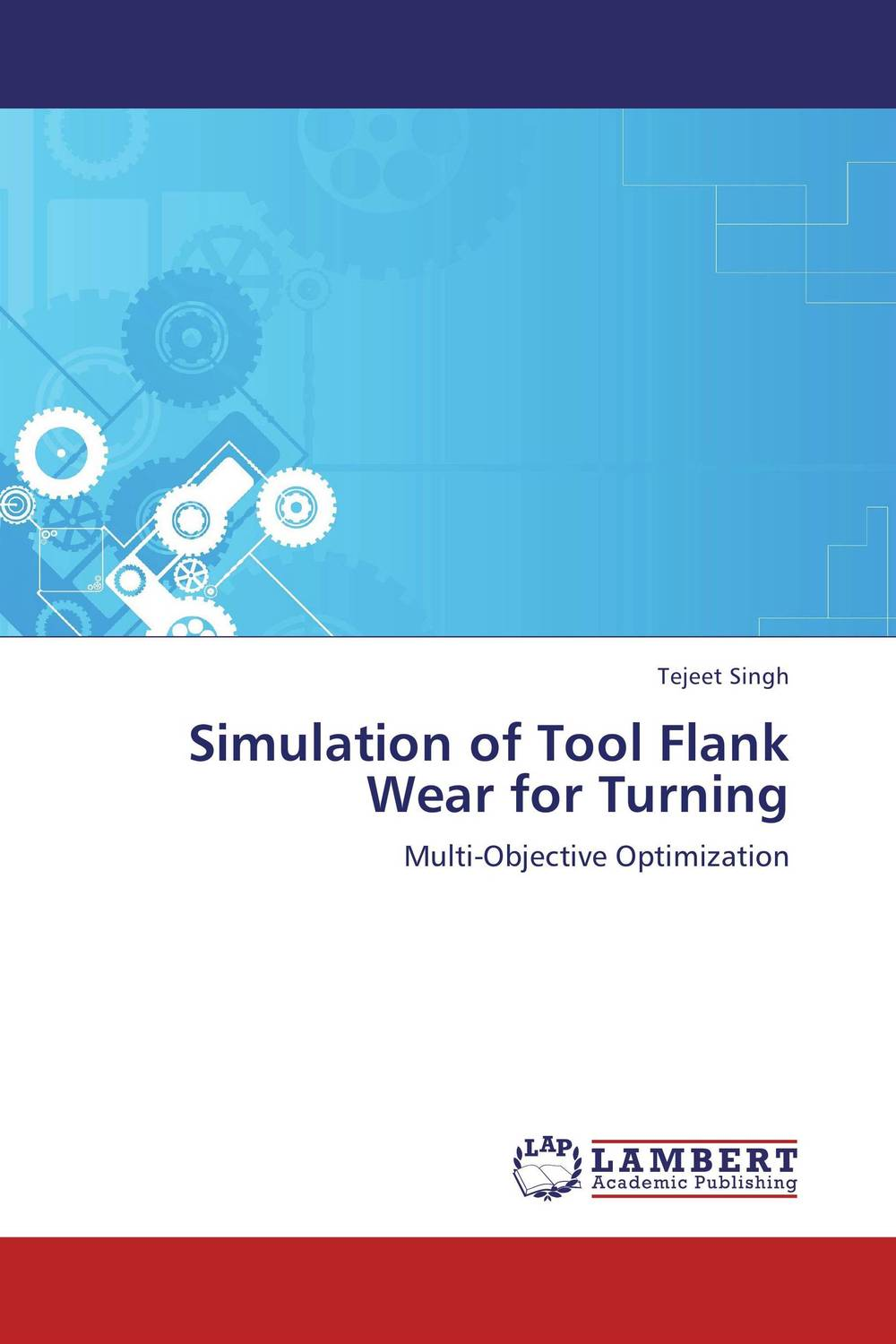 Simulation of Tool Flank Wear for Turning