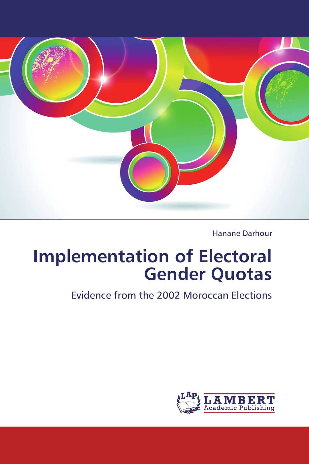 Implementation of Electoral Gender Quotas james e anderson the relative inefficiency of quotas
