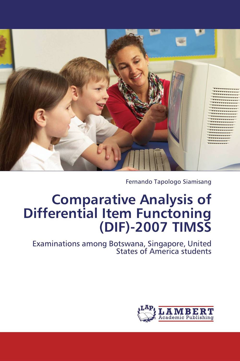 Comparative Analysis of Differential Item Functoning (DIF)-2007 TIMSS financial appraisal and comparative analysis of icici bank ltd