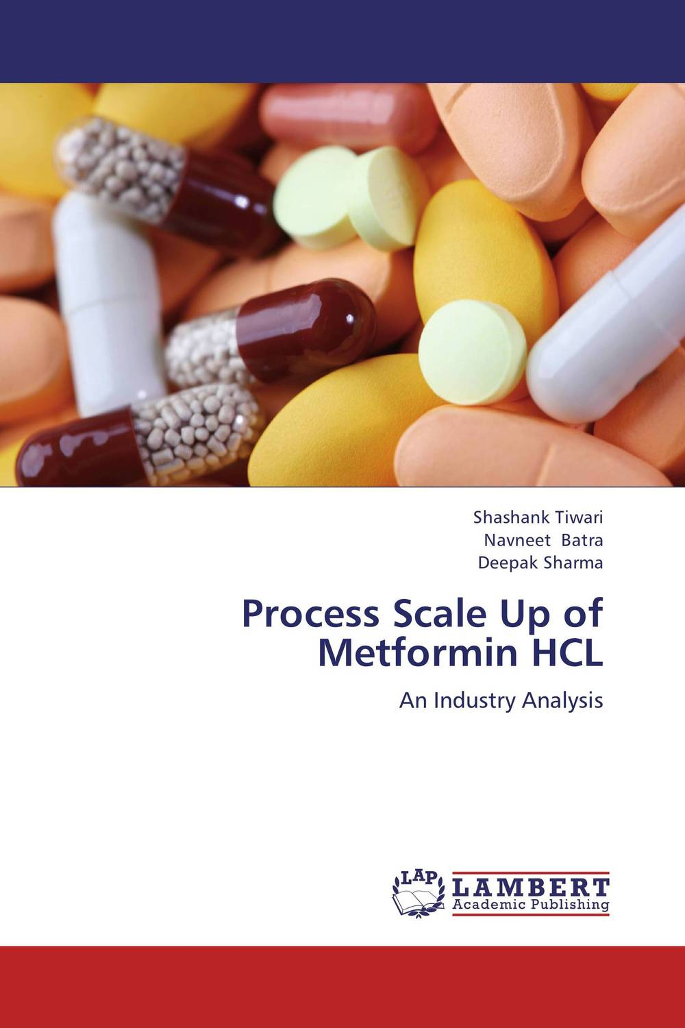 Process Scale Up of Metformin HCL practical batch process management