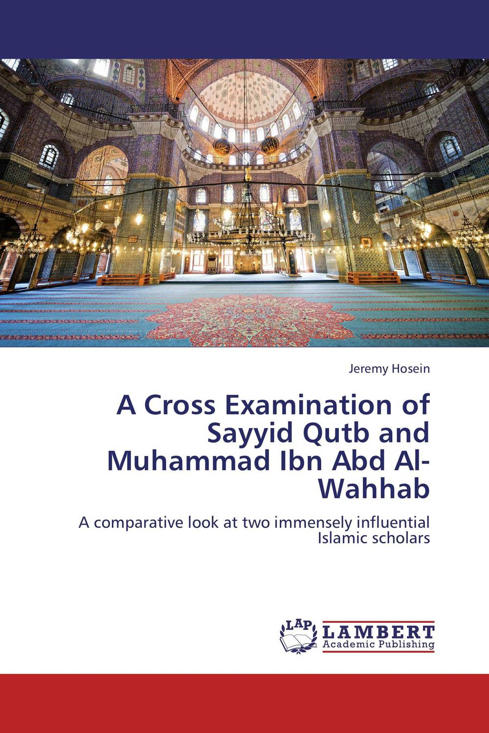 A Cross Examination of Sayyid Qutb and Muhammad Ibn Abd Al-Wahhab muhammad shamoon muhammad atif randhawa and muhammad wasim sajid assessment of afm1 in milk collected from different dairy farms