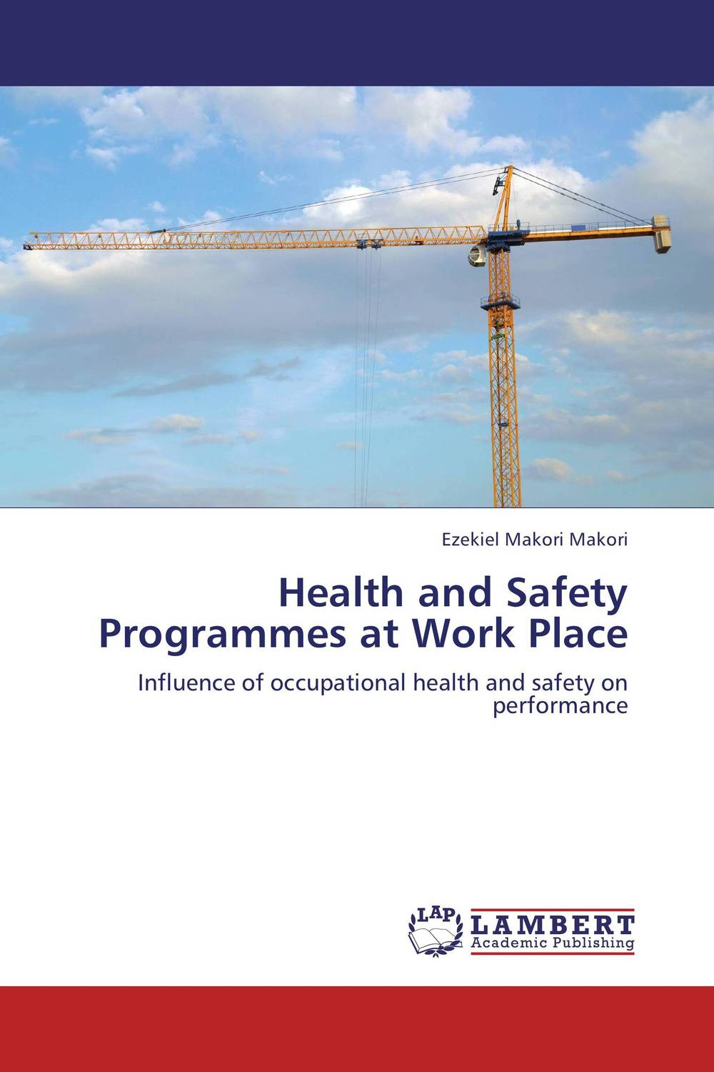 Health and Safety Programmes at Work Place цена и фото