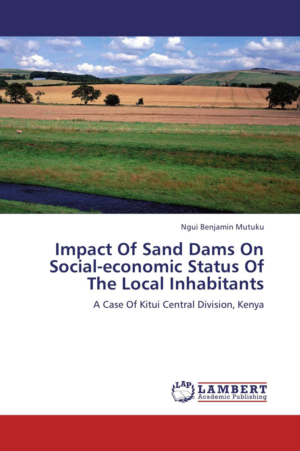 Impact Of Sand Dams On Social-economic Status Of The Local Inhabitants the track of sand page 1
