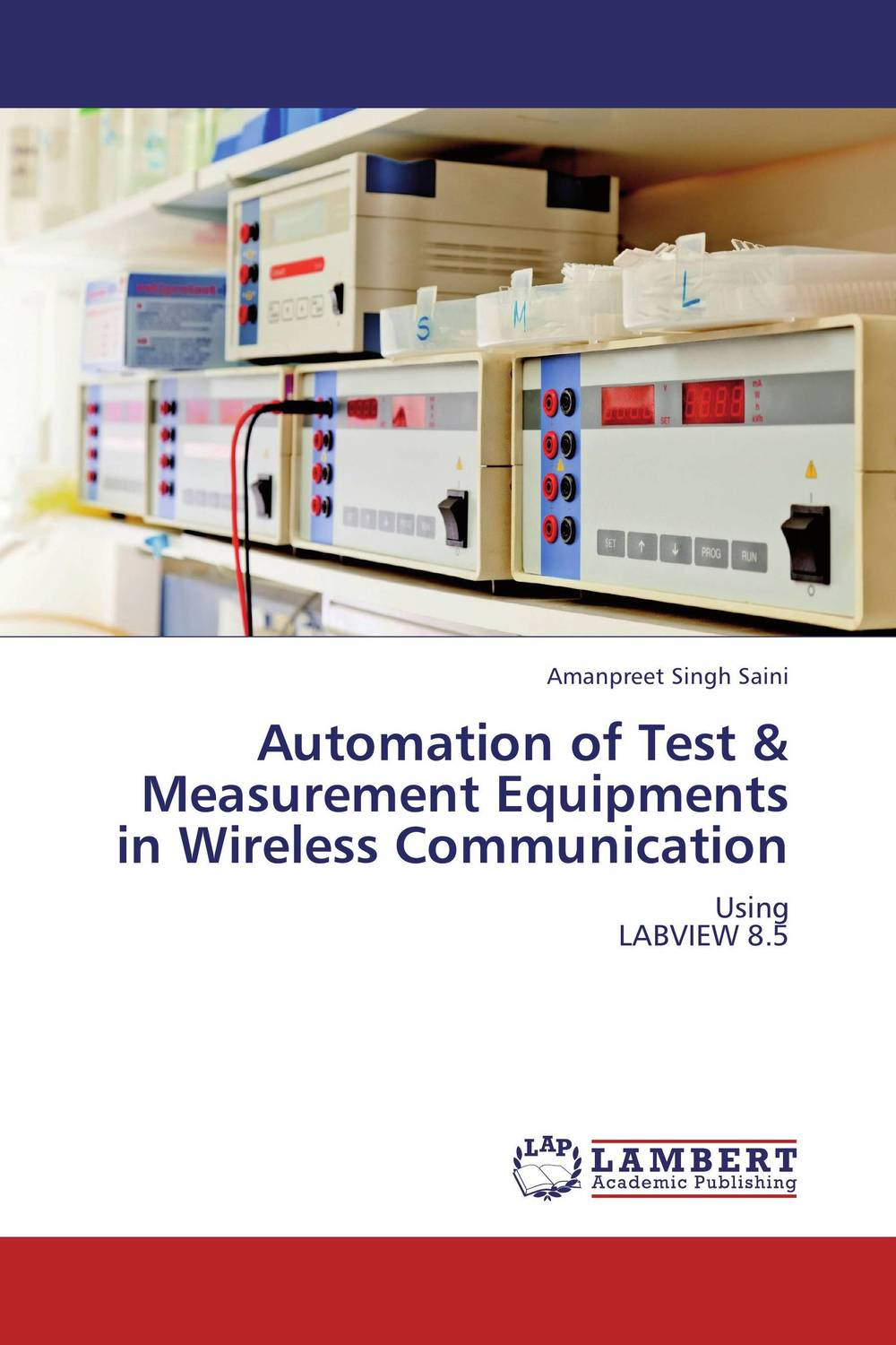 Фото Automation of Test & Measurement Equipments in Wireless Communication