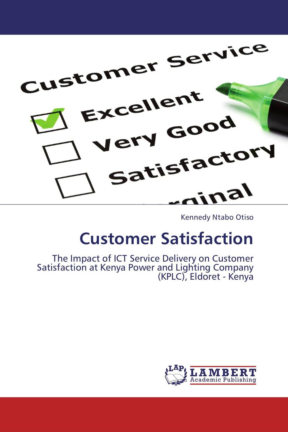 Customer Satisfaction купить