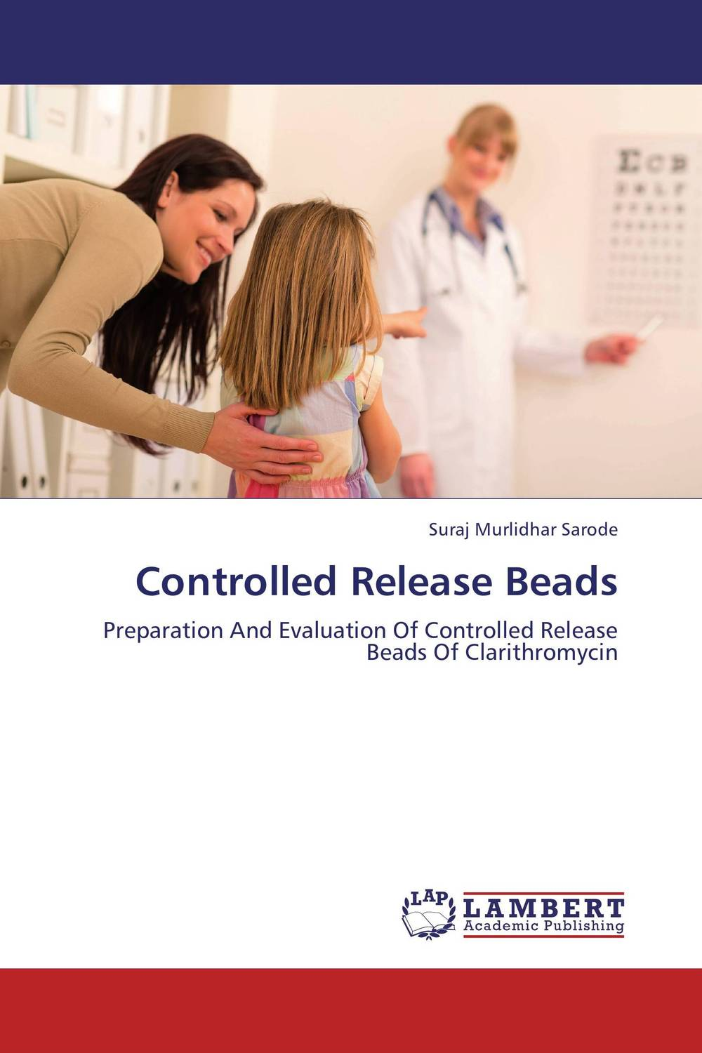 Controlled Release Beads design and studies of some new controlled release formulations