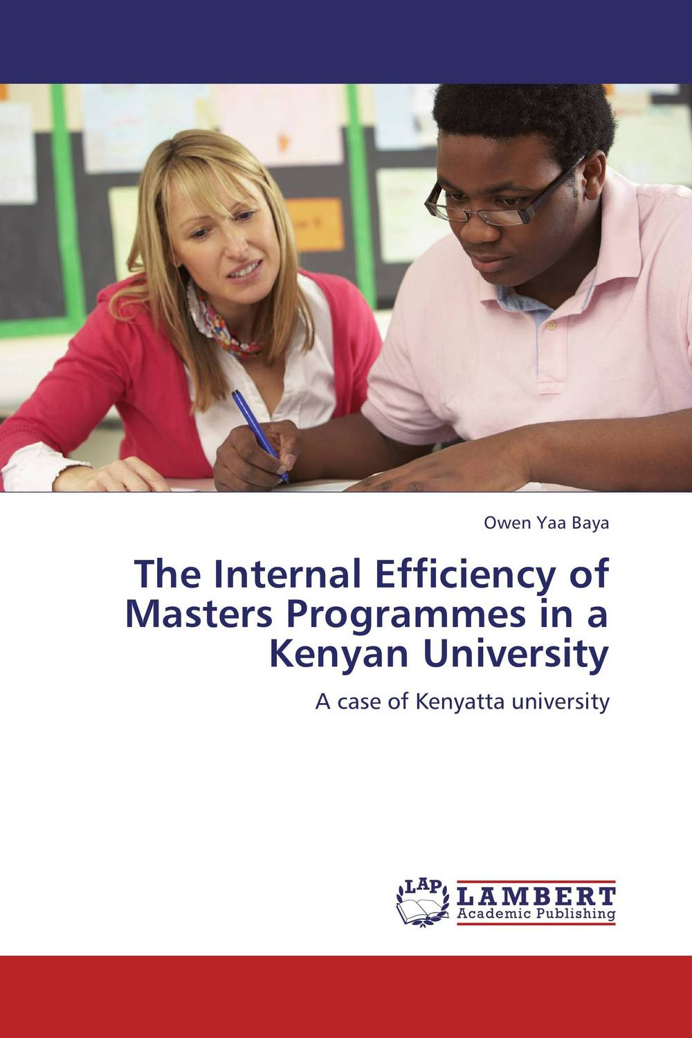 The Internal Efficiency of Masters Programmes in a Kenyan University the internal load analysis in soccer