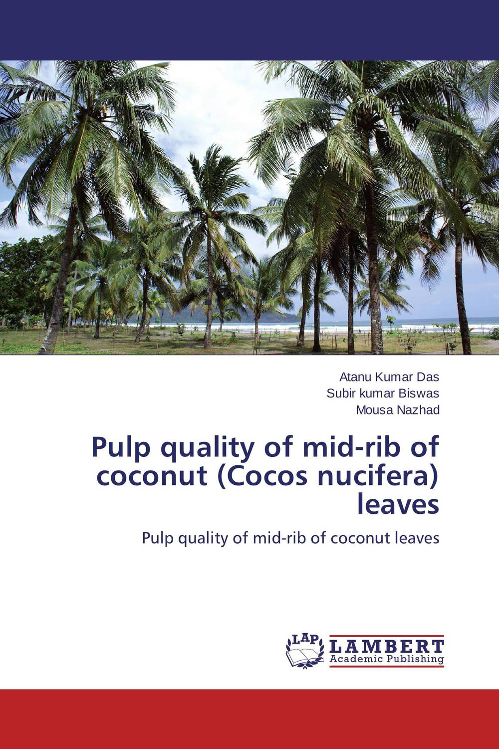 Pulp quality of mid-rib of coconut (Cocos nucifera) leaves adding value to the citrus pulp by enzyme biotechnology production