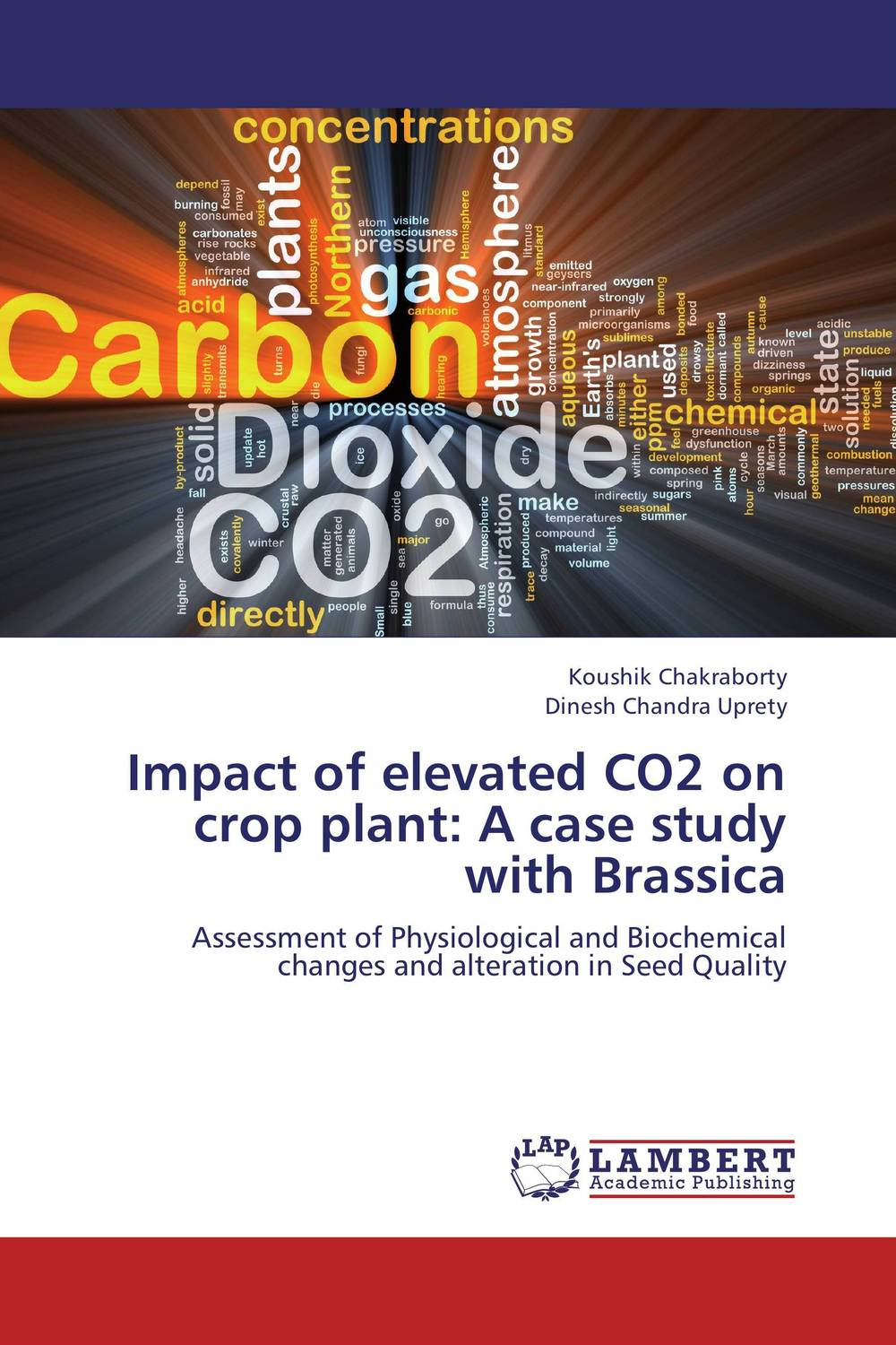 Impact of elevated CO2 on crop plant: A case study with Brassica subodh kumar and rakesh kumar response of organic nutrition and nitrogen on mustard brassica juncea