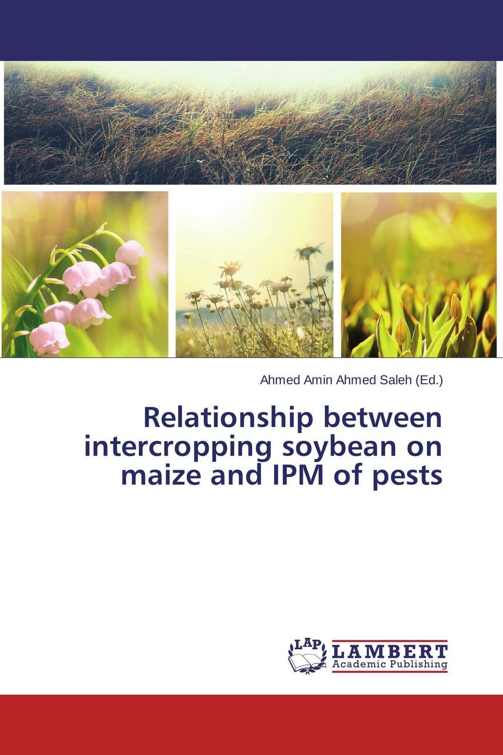 Relationship between intercropping soybean on maize and IPM of pests eman ibrahim el sayed abdel wahab molecular genetic characterization studies of some soybean cultivars