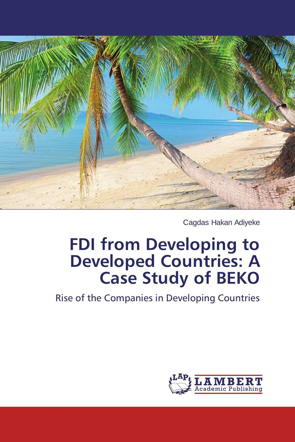 FDI from Developing to Developed Countries: A Case Study of BEKO me and my place in space