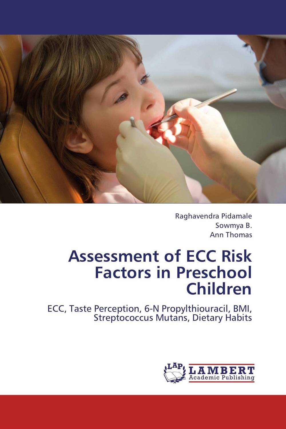 Assessment of ECC Risk Factors in Preschool Children abo and genetic risk factors associated with venous thrombosis