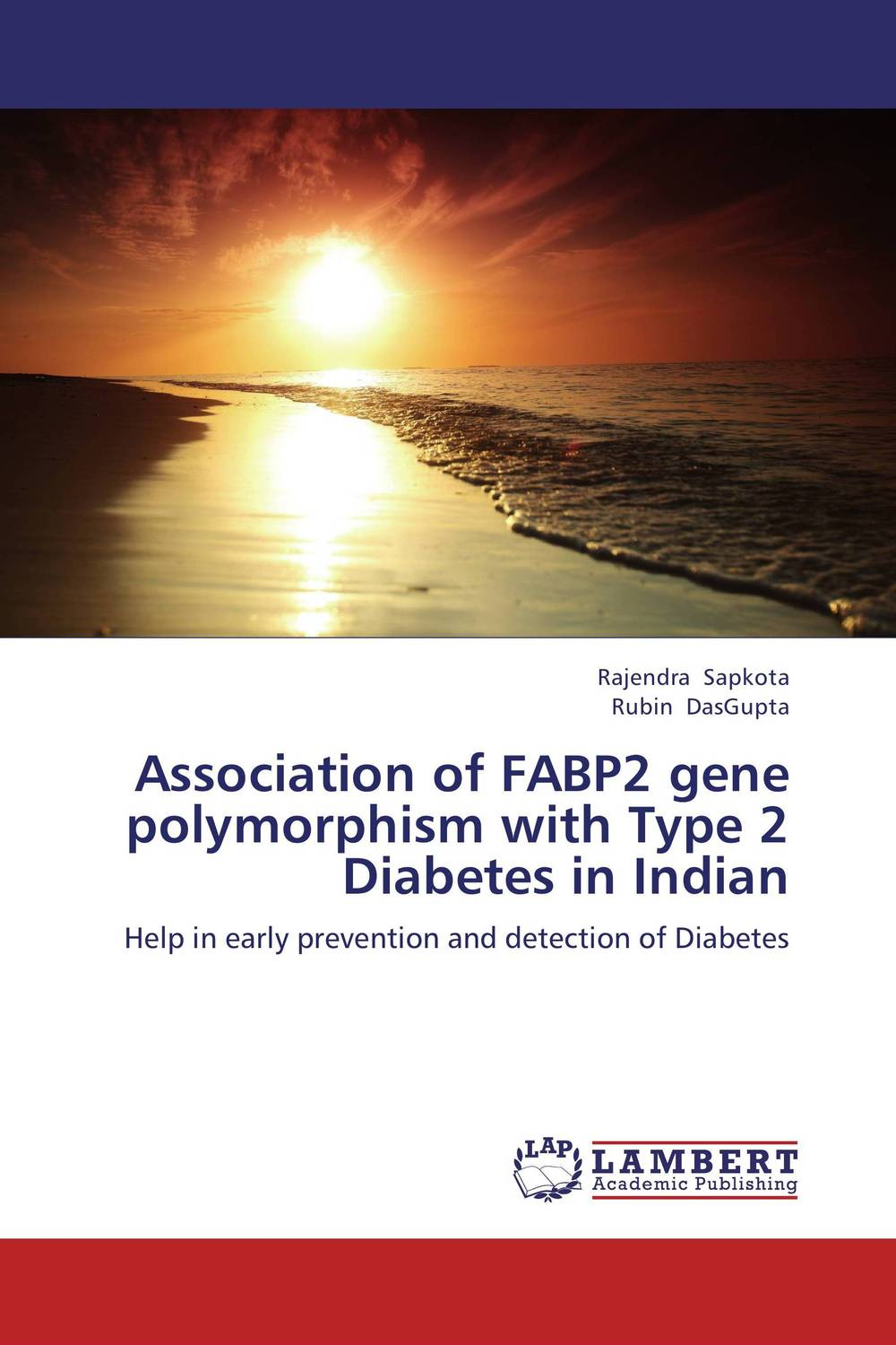 Association of FABP2 gene polymorphism with Type 2 Diabetes in Indian a preliminary study on association of adiponectin gene polymorphism
