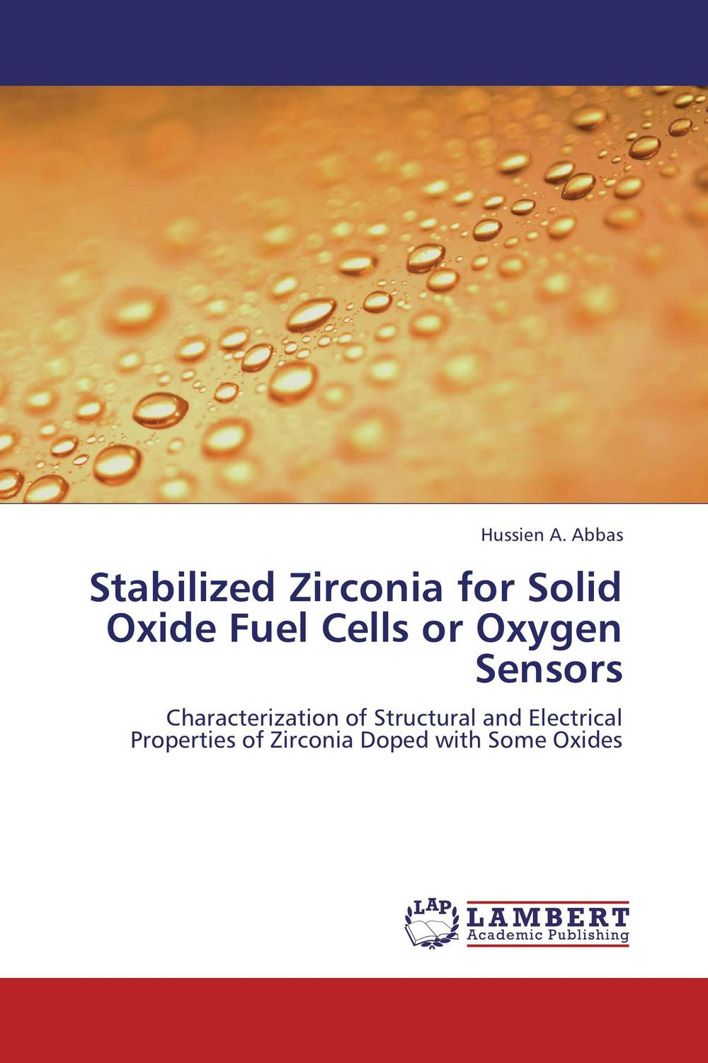 Stabilized Zirconia for Solid Oxide Fuel Cells or Oxygen Sensors lifetimes of excitons in cuprous oxide