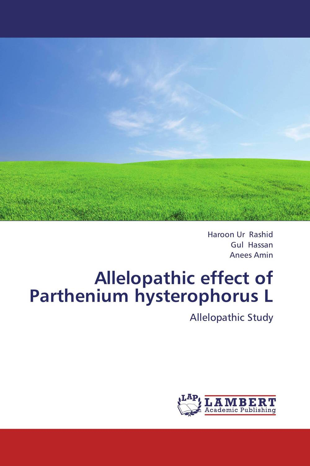 Allelopathic effect of Parthenium hysterophorus L pakistan on the brink the future of pakistan afghanistan and the west
