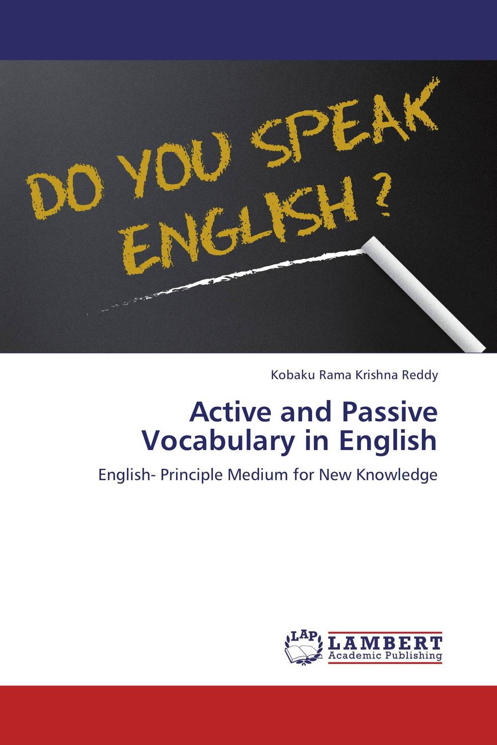 Active and Passive Vocabulary in English an evaluation of vocabulary in kenyan english textbooks