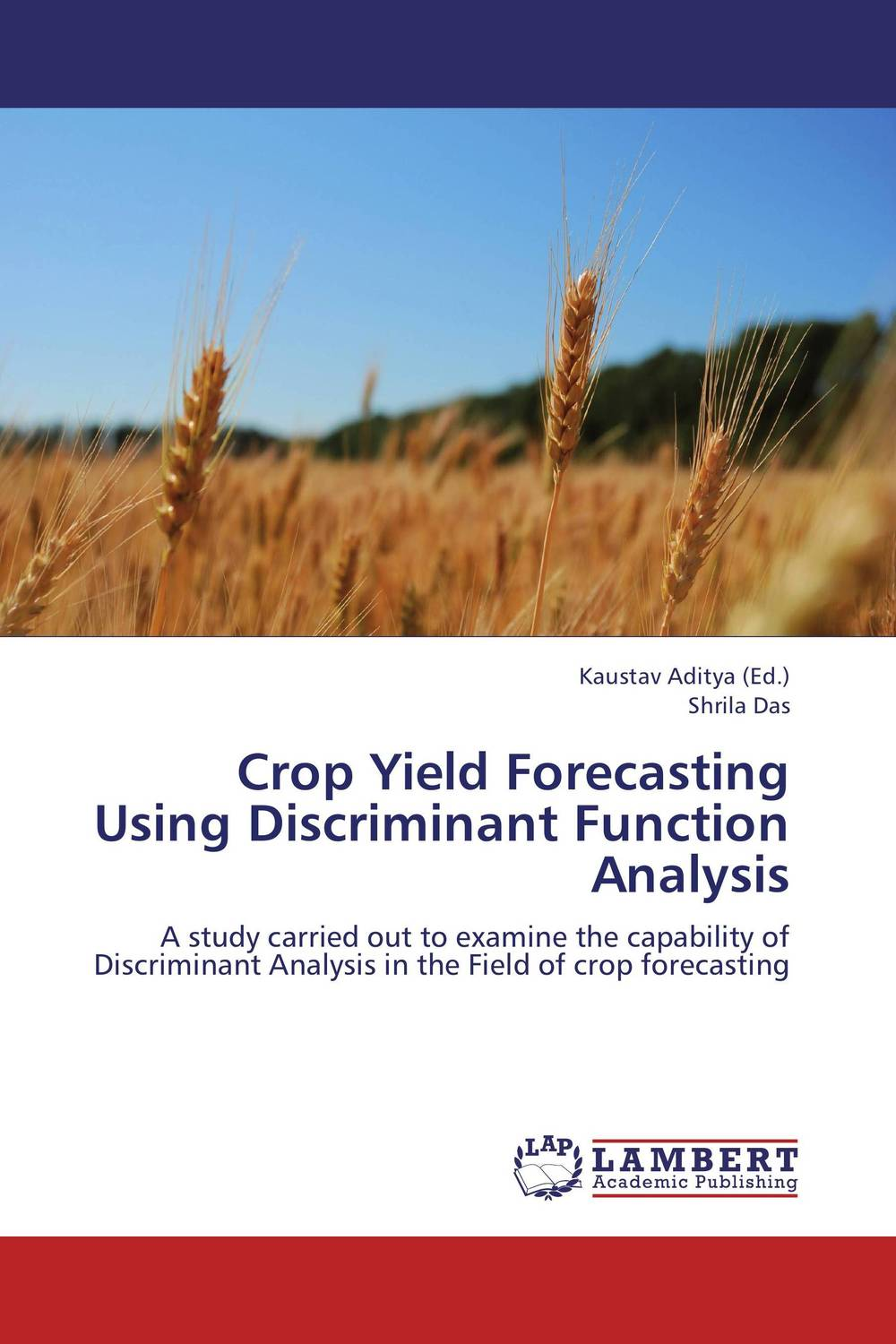 Crop Yield Forecasting Using Discriminant Function Analysis aygun nusrat alasgarova financial risk forecasting using neuro fuzzy approach