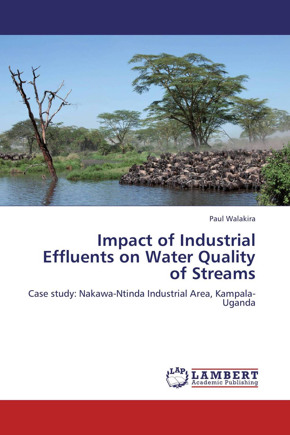 Impact of Industrial Effluents on Water Quality of Streams streams of stream classifications