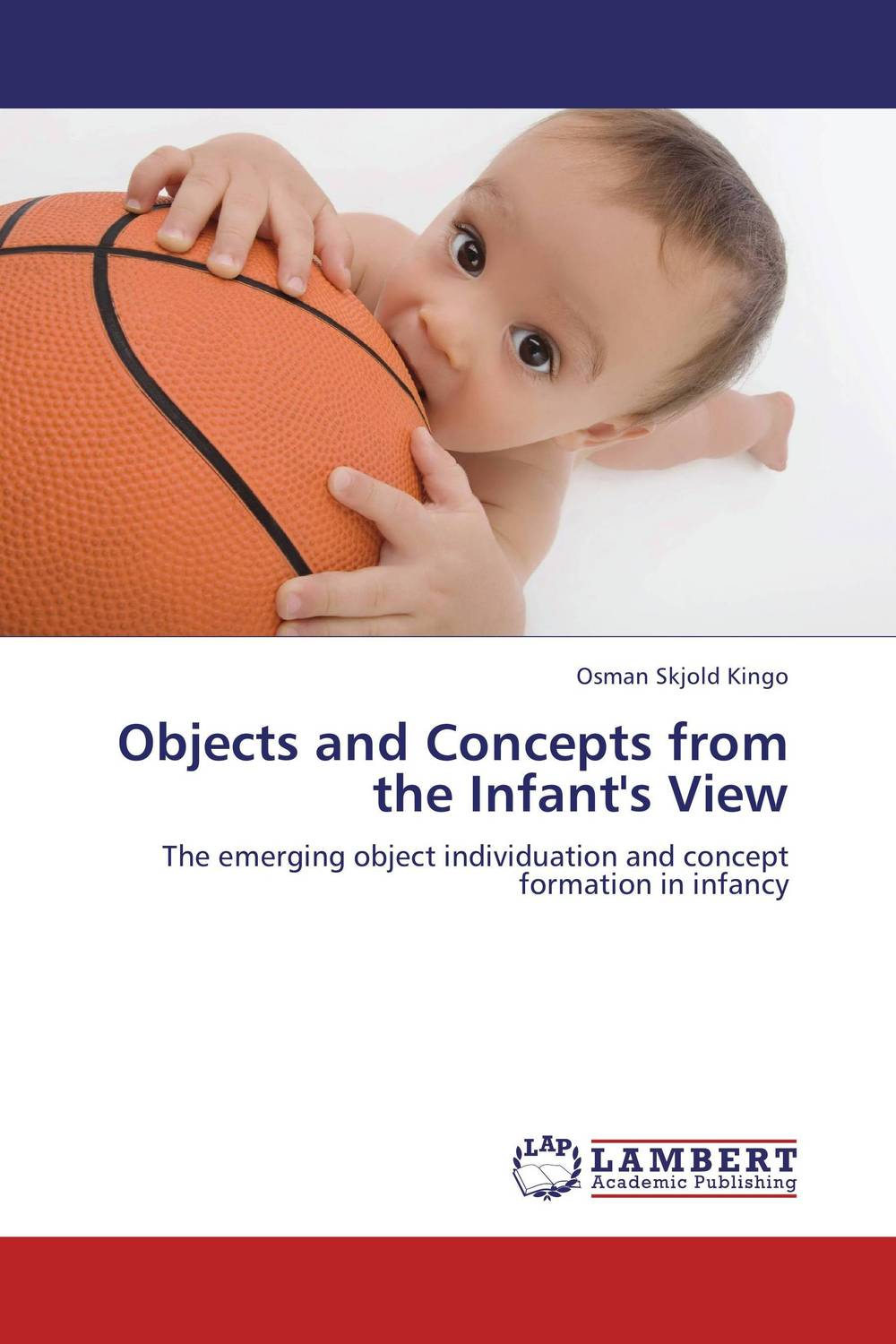 все цены на Objects and Concepts from the Infant's View
