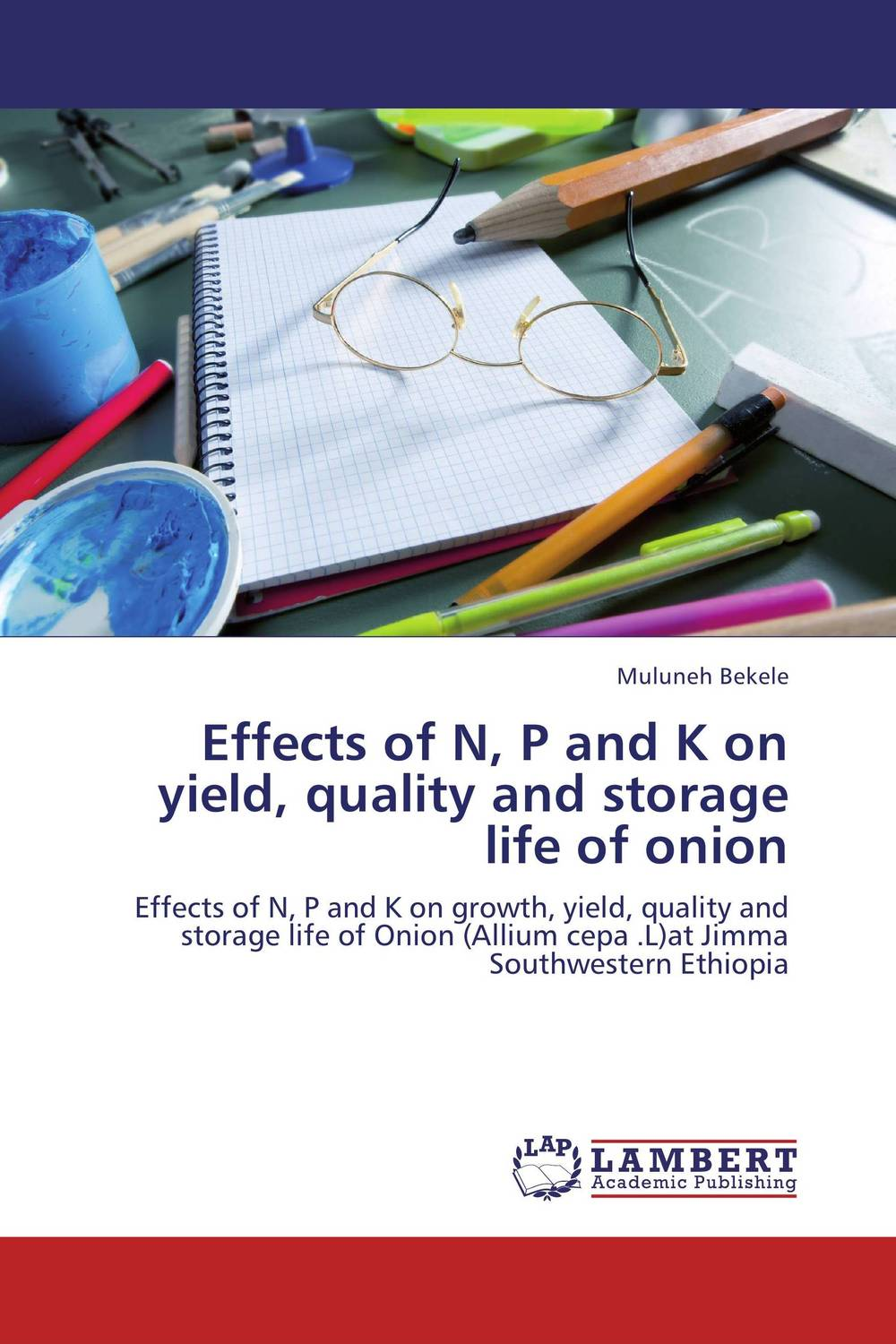 Effects of N, P and K on yield, quality and storage life of onion cleto namoobe and rajender kumar nanwal growth yield and quality of sorghum as influenced by nitrogen levels