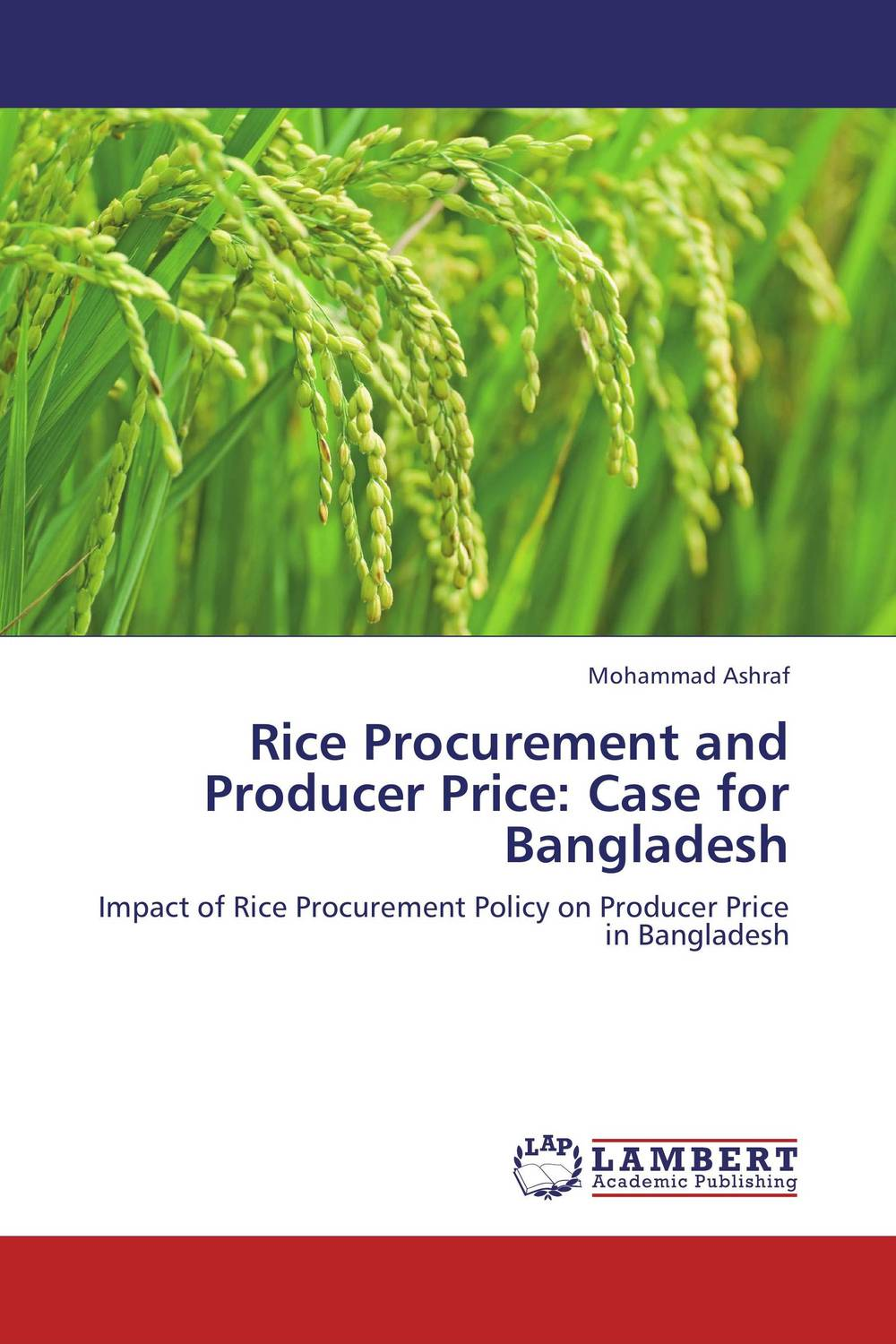 Rice Procurement and Producer Price: Case for Bangladesh the adoption of e procurement