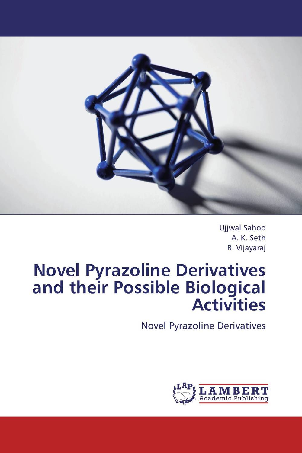 Novel Pyrazoline Derivatives and their Possible Biological Activities купить