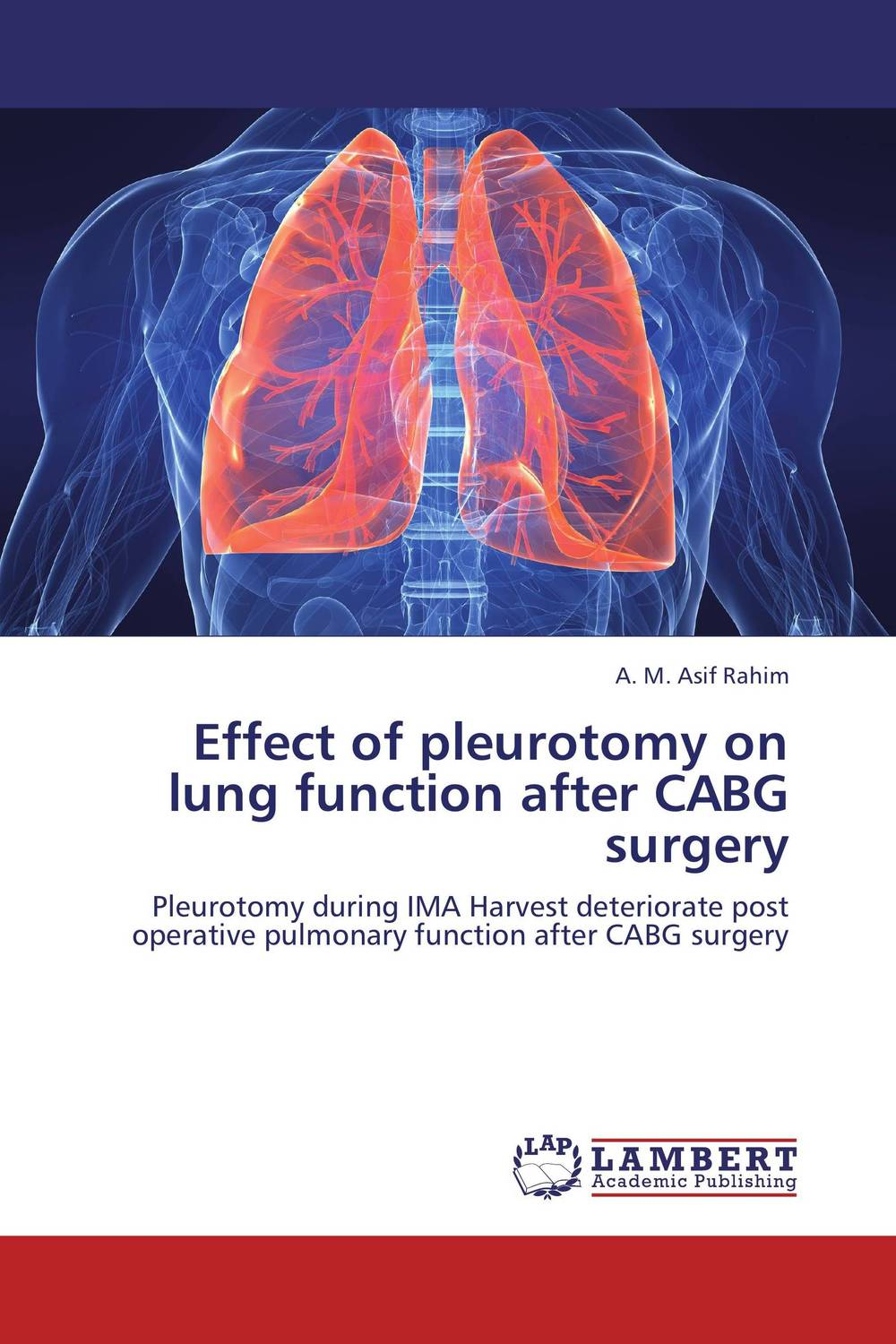 Effect of pleurotomy on lung function after CABG surgery