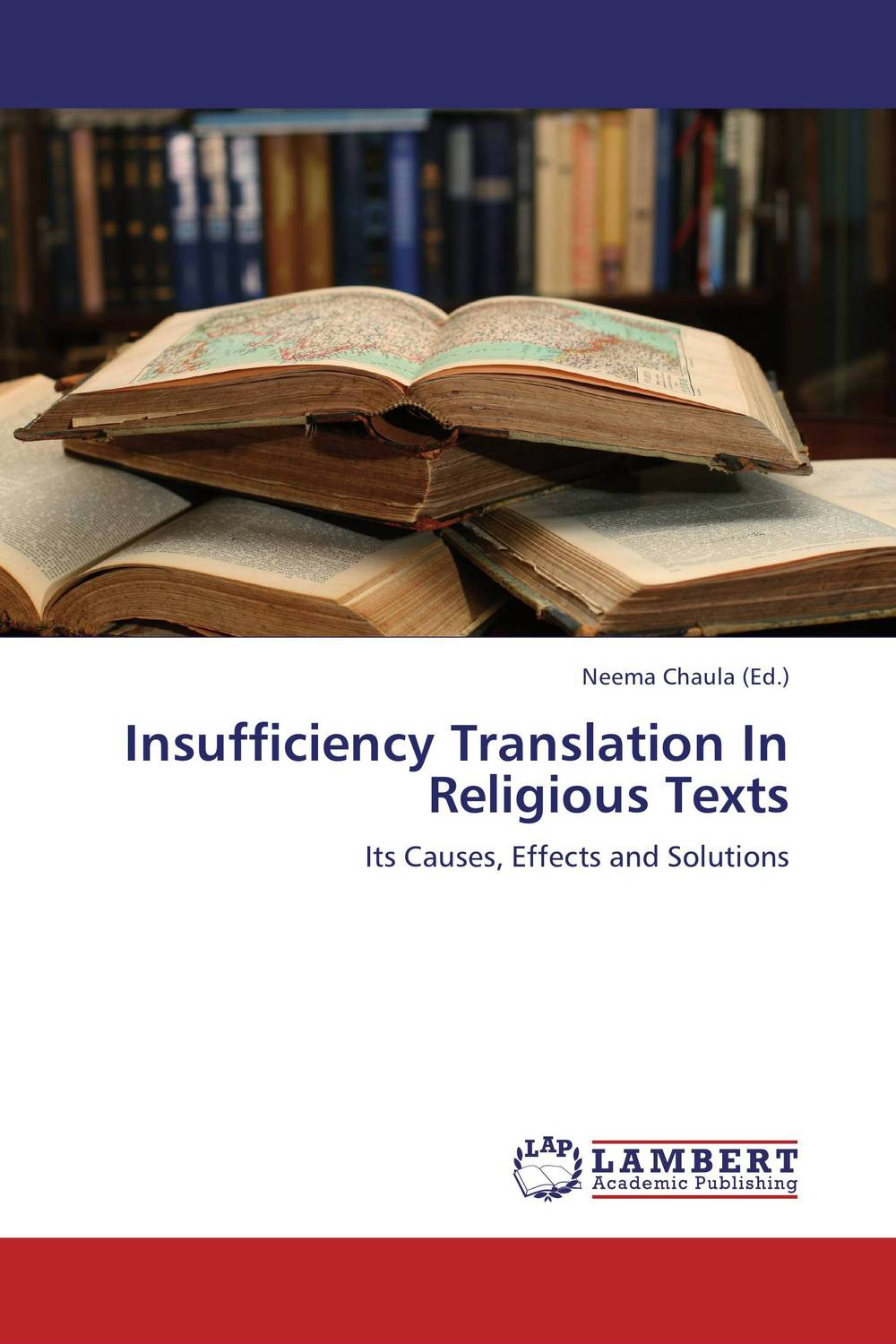 Insufficiency Translation In Religious Texts the translation of figurative language
