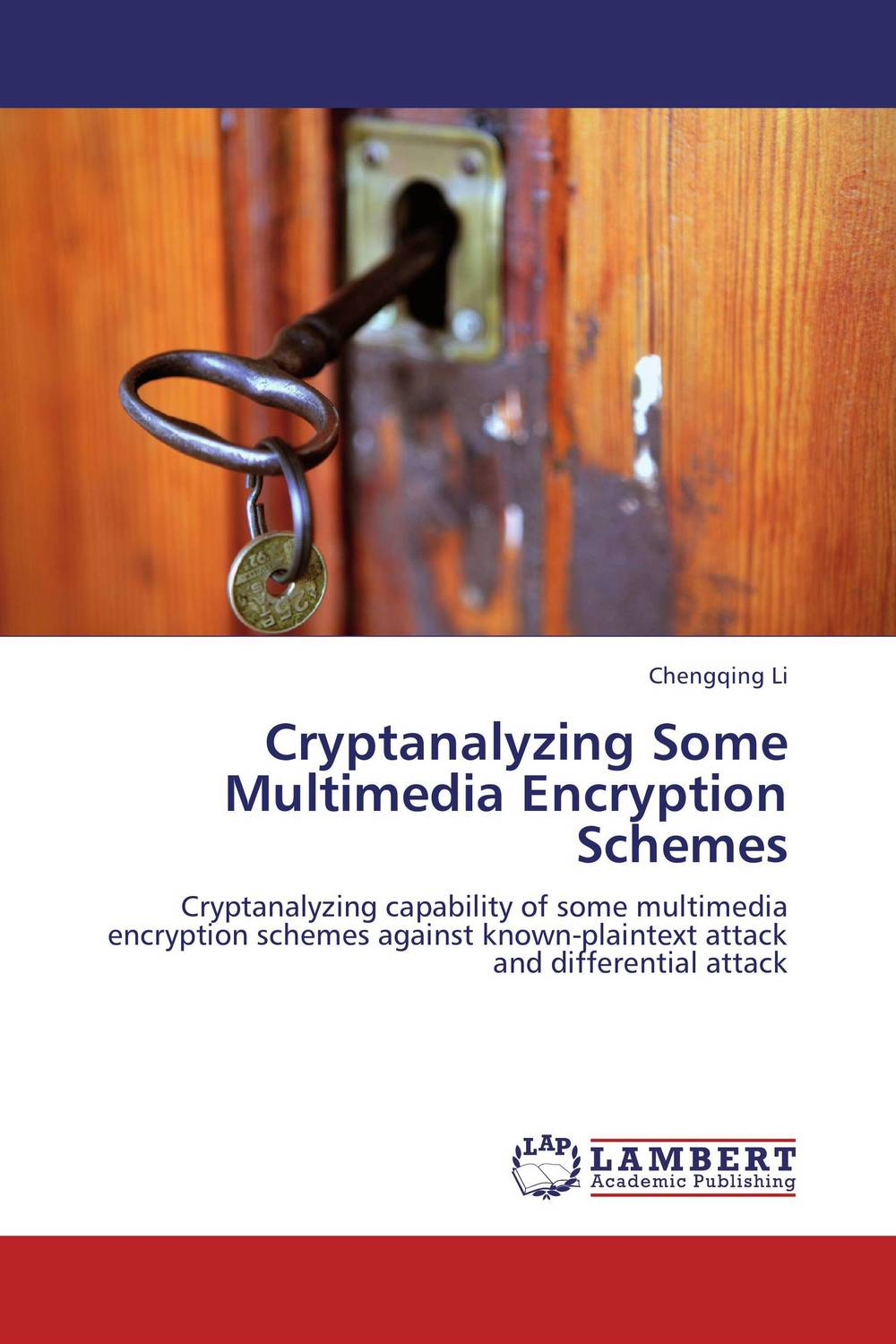 Cryptanalyzing Some Multimedia Encryption Schemes belousov a security features of banknotes and other documents methods of authentication manual денежные билеты бланки ценных бумаг и документов