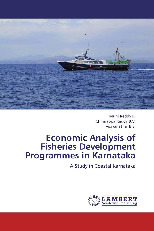 Economic Analysis of Fisheries Development Programmes in Karnataka comparison of global fisheries' efficiency levels using meta frontier