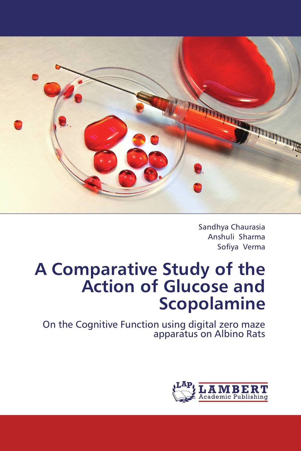 A Comparative Study of the Action of Glucose and Scopolamine a study of the religio political thought of abdurrahman wahid