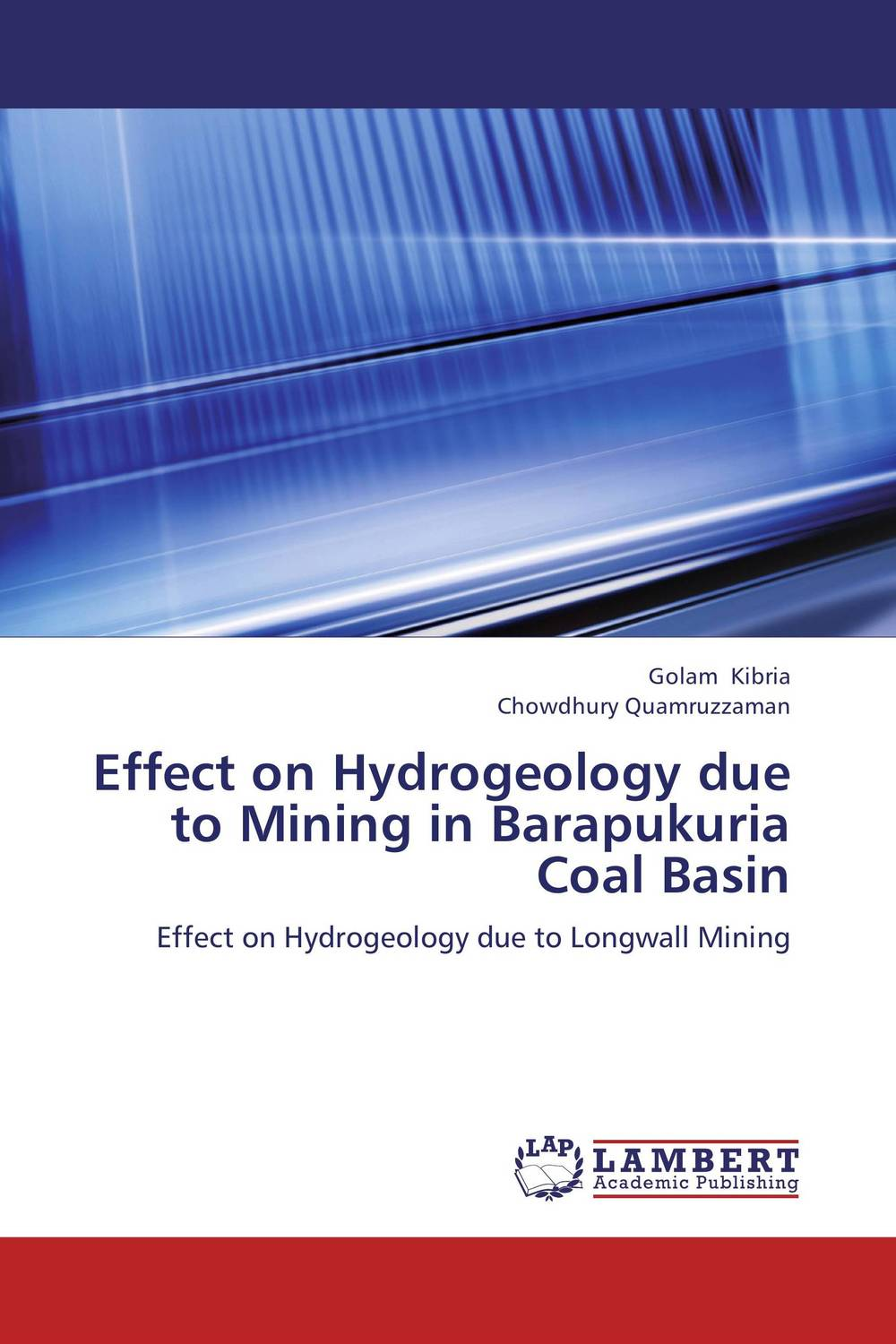 Effect on Hydrogeology due to Mining in Barapukuria Coal Basin tobias olweny and kenedy omondi the effect of macro economic factors on stock return volatility at nse