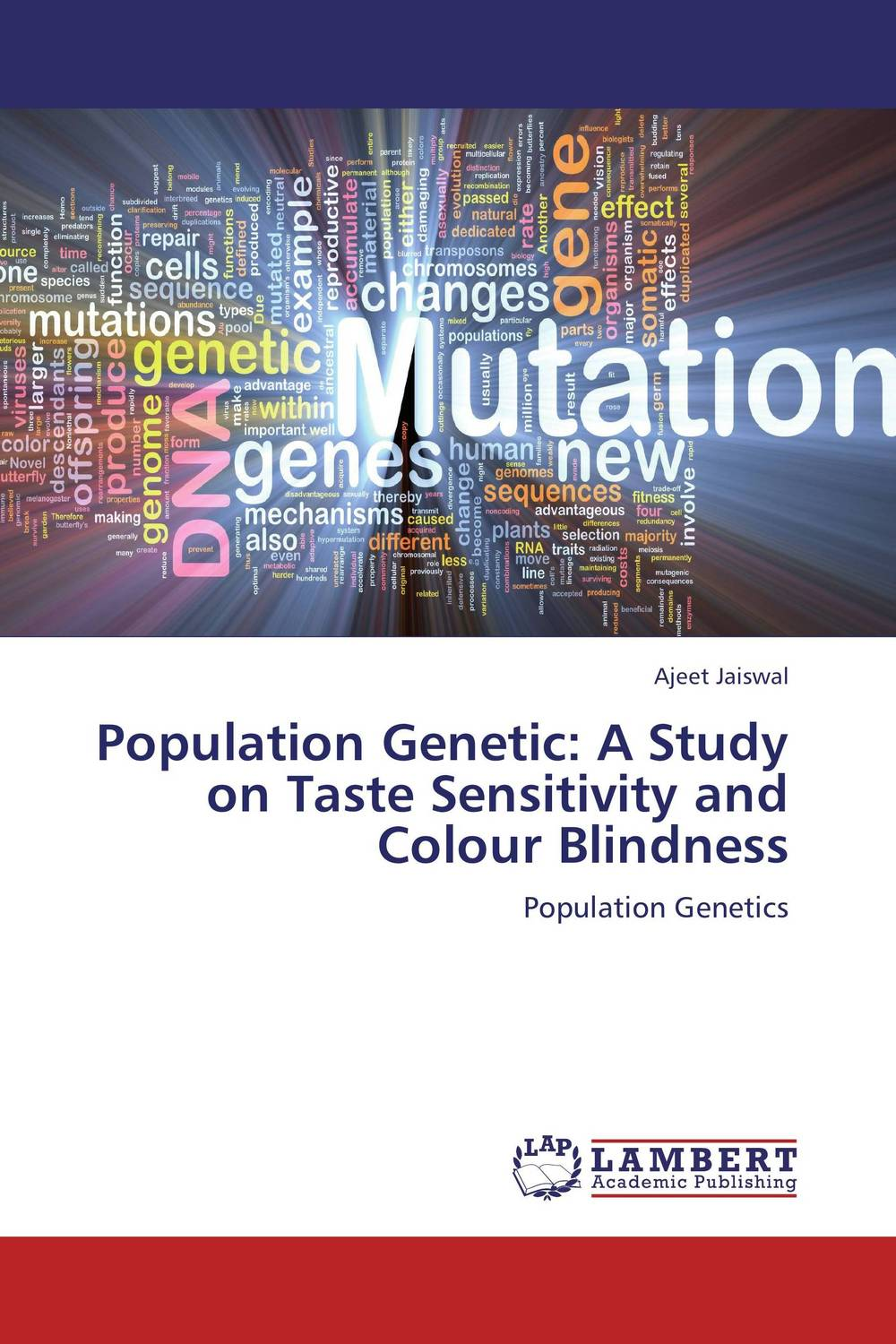 Population Genetic: A Study on Taste Sensitivity and Colour Blindness genetics of coat colour in horses