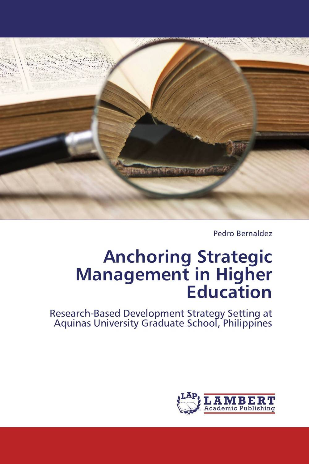 Anchoring Strategic Management in Higher Education strategic management of research