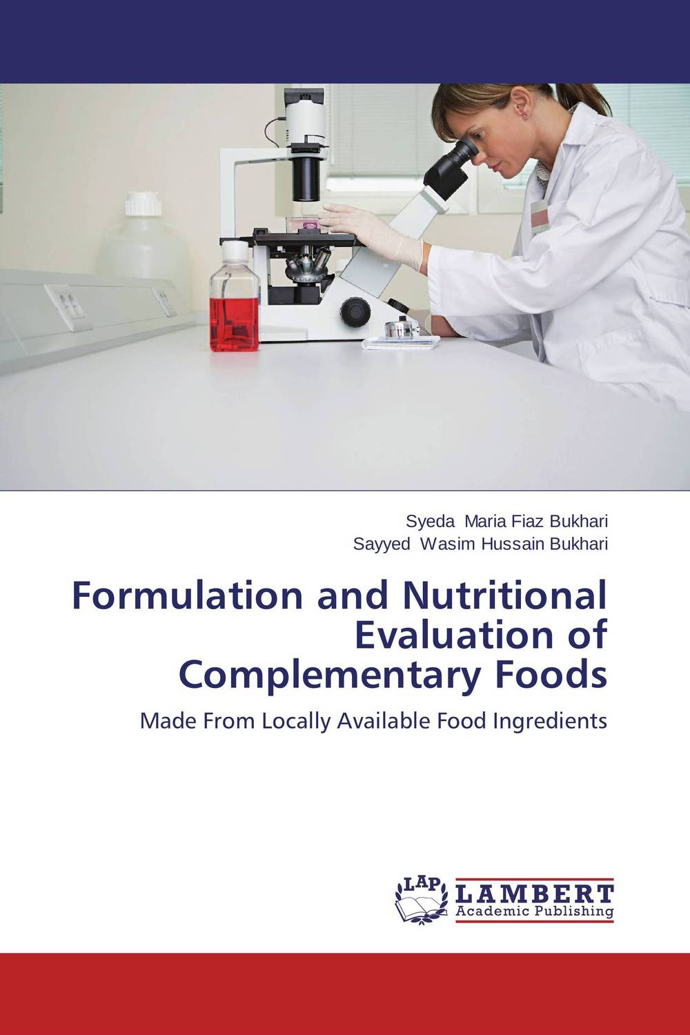 Formulation and Nutritional Evaluation of Complementary Foods brijesh yadav and rakesh kumar soil zinc fractions and nutritional composition of seeded rice