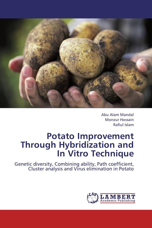 Potato Improvement Through Hybridization and In Vitro Technique found in brooklyn