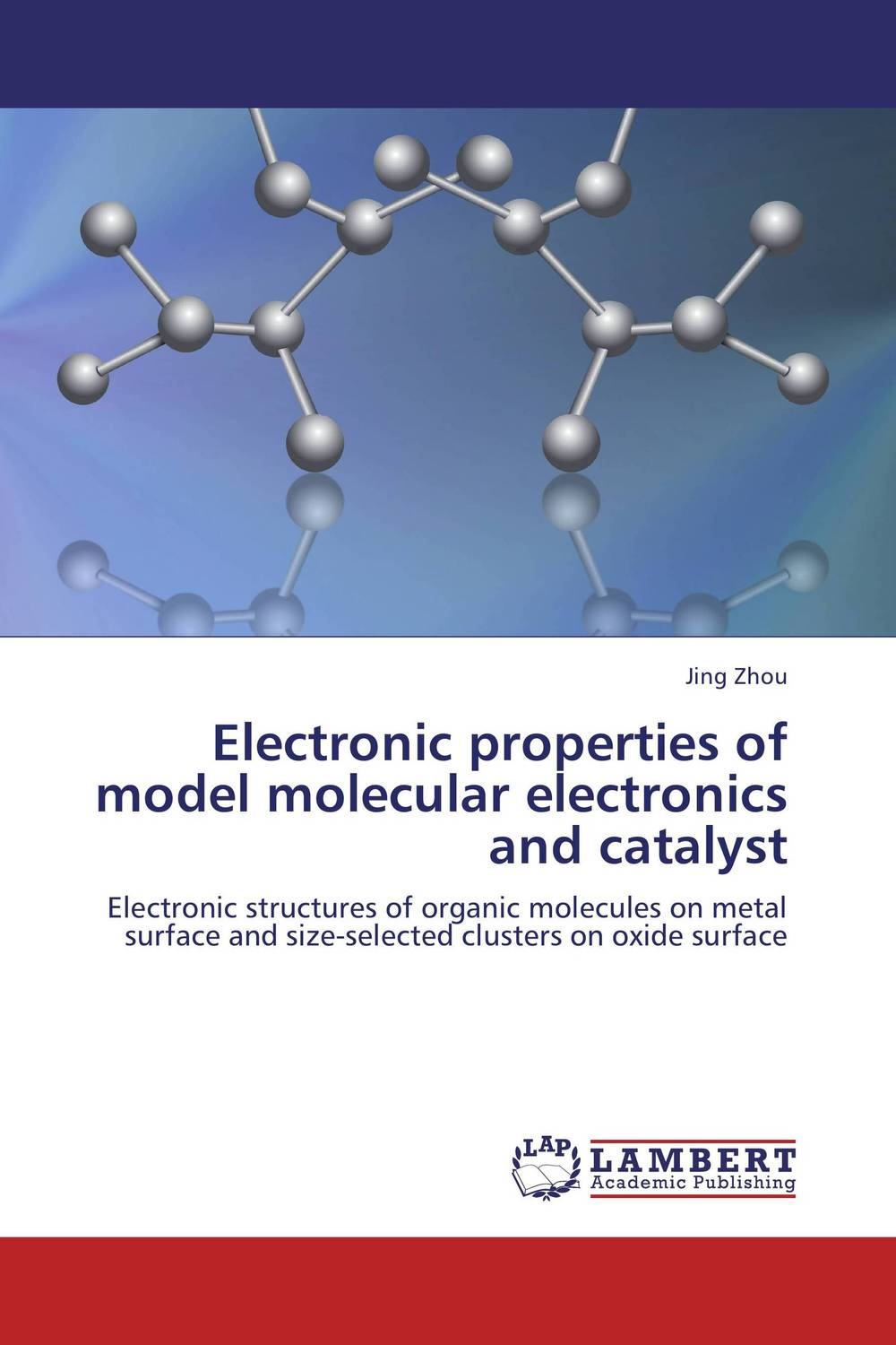 Electronic properties of model molecular electronics and catalyst molecular and nano electronics analysis design and simulation 17