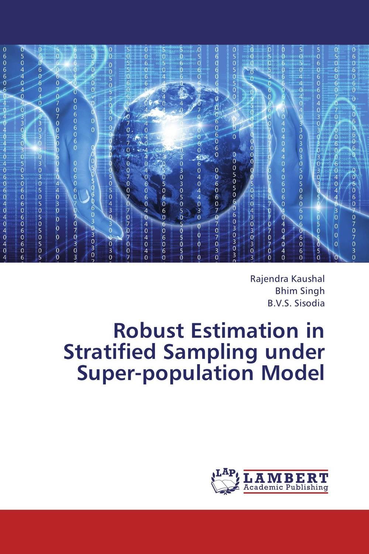 Robust Estimation in Stratified Sampling under Super-population Model efficient importance sampling in applied econometrics
