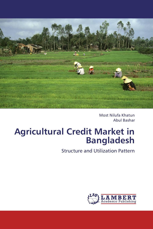 Agricultural Credit Market in Bangladesh ml 11 кружка синий букет 360мл в подарочной коробке