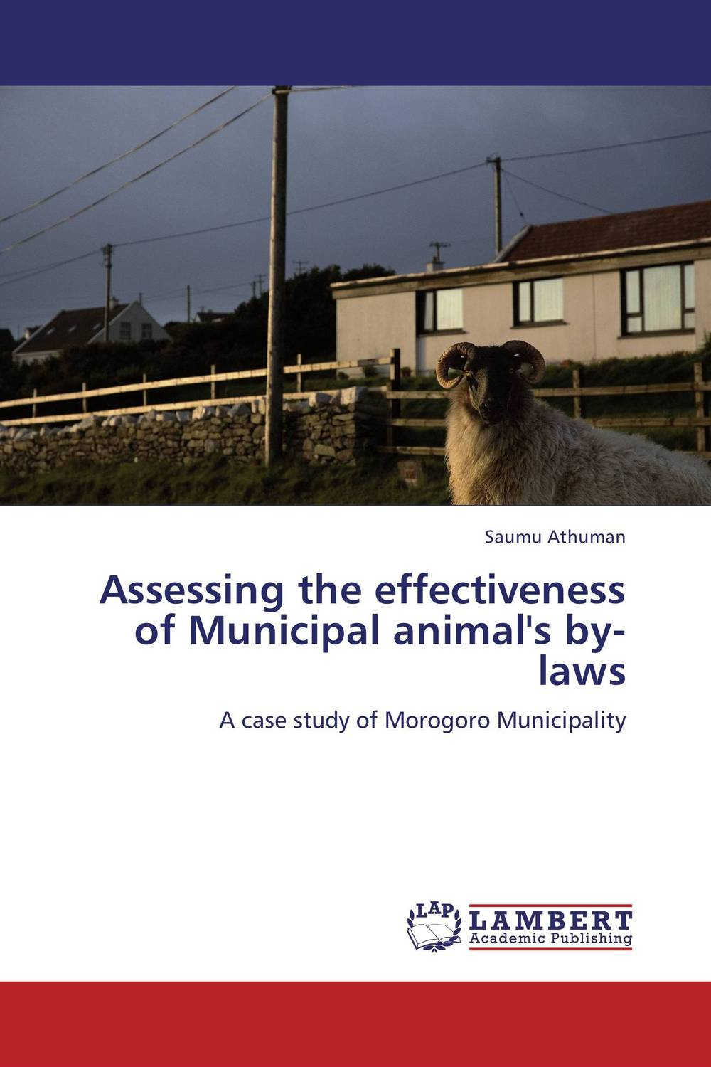 Assessing the effectiveness of Municipal animal's by-laws elena fishtik sara laws are keeping silence during the war