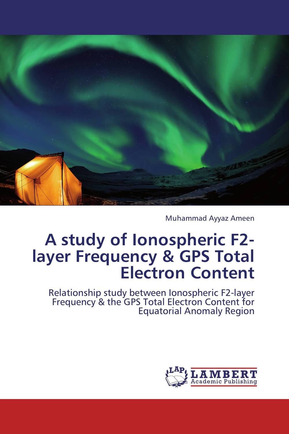 A study of Ionospheric F2-layer Frequency & GPS Total Electron Content mf2300 f2