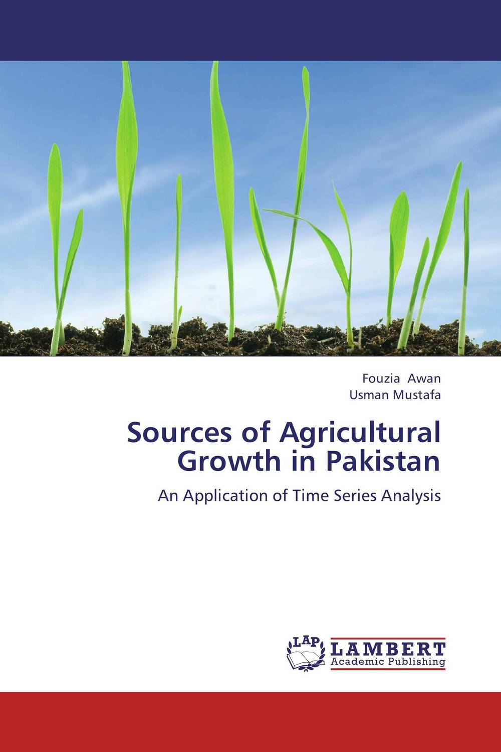 Sources of Agricultural Growth in Pakistan