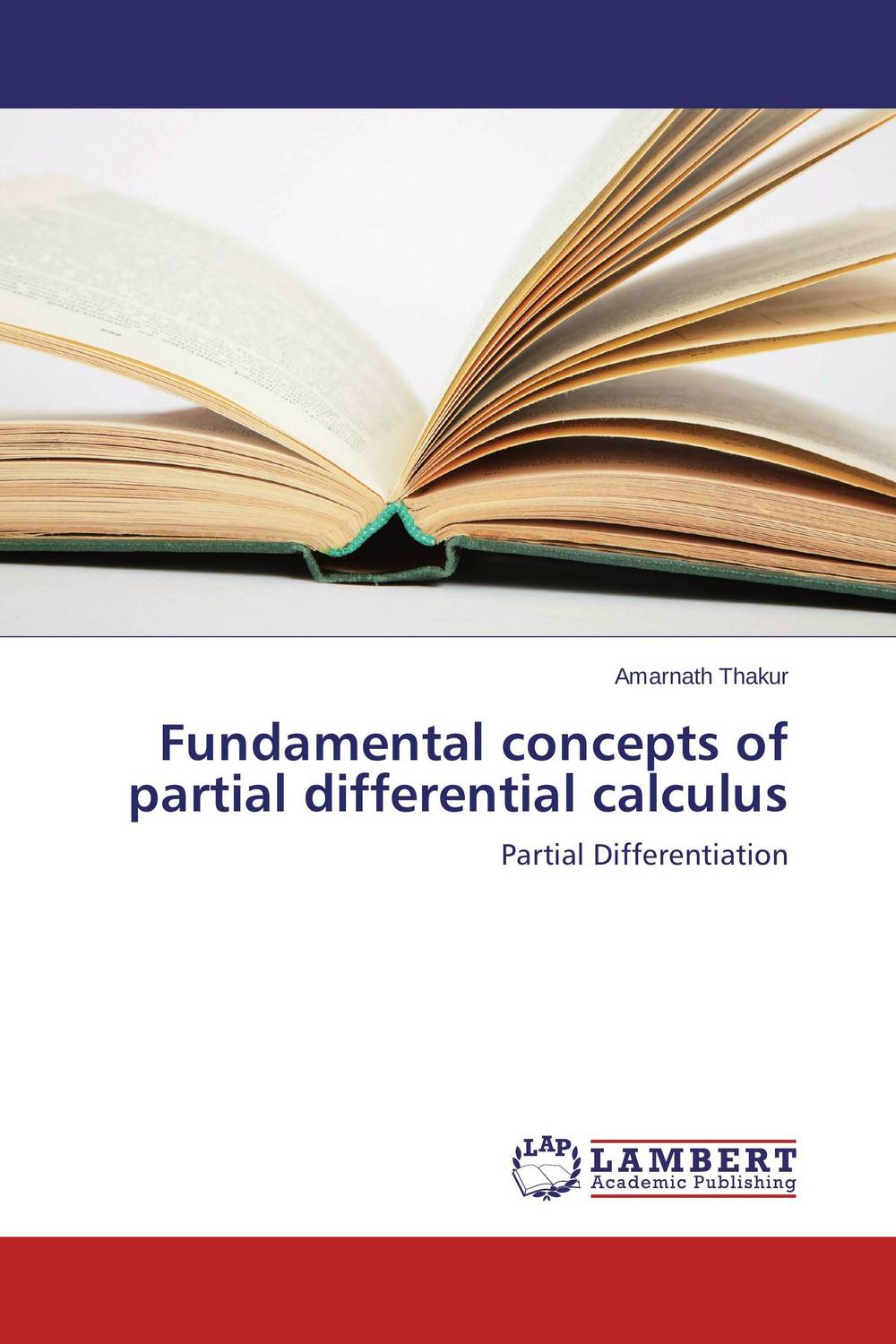 Fundamental concepts of partial differential calculus all we shall know
