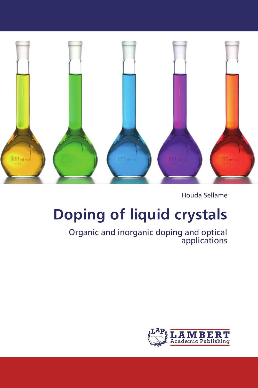 Doping of liquid crystals unconventional nematic liquid crystals