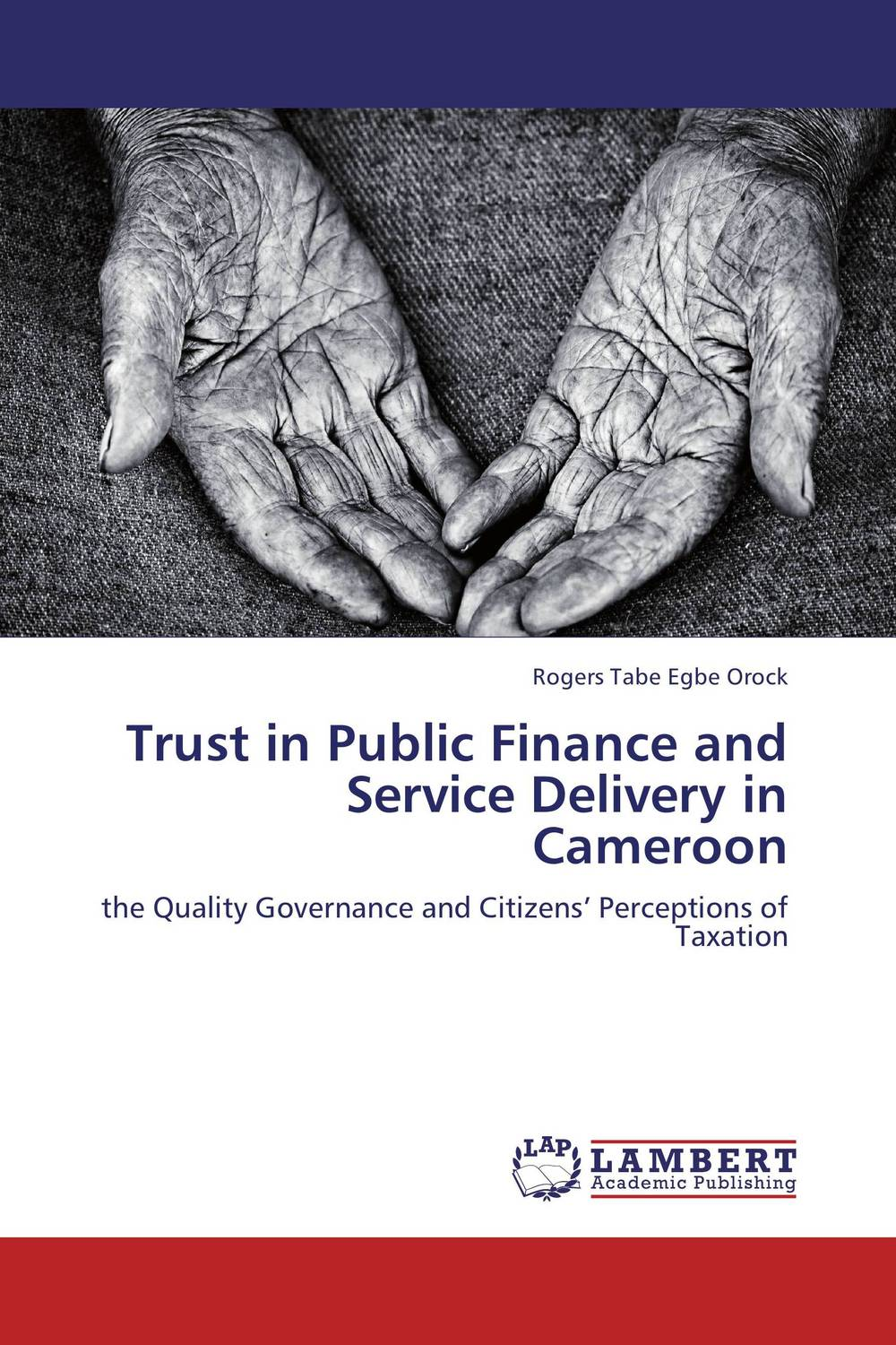 Trust in Public Finance and Service Delivery in Cameroon corporate governance and firm value