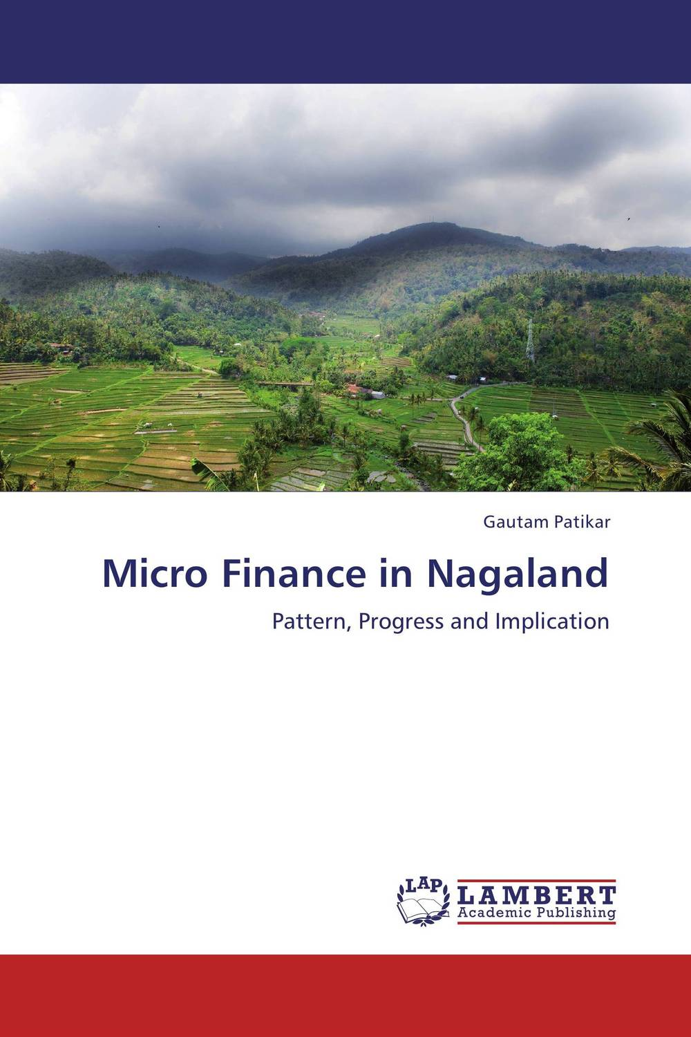 Micro Finance in Nagaland an analysis of challenges in scaling up micro finance in india
