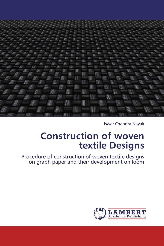 Construction of woven textile Designs woven textile design
