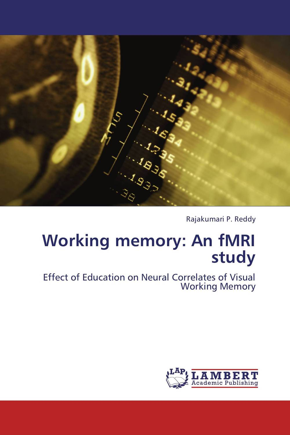Working memory: An fMRI study stork f the memory of light