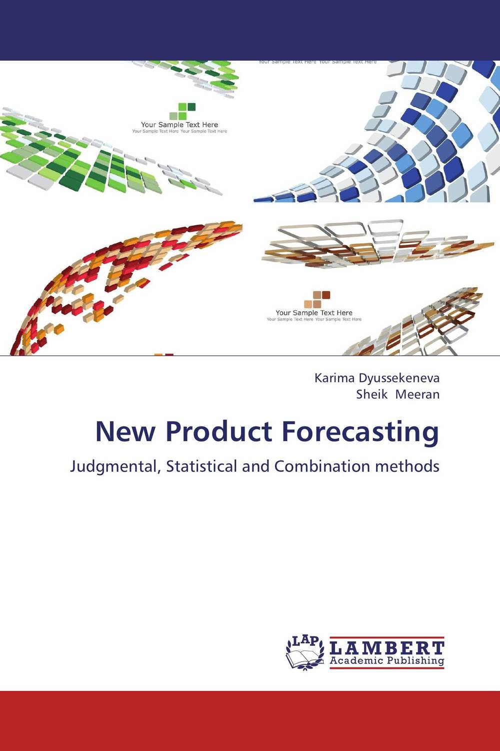 New Product Forecasting the role of evaluation as a mechanism for advancing principal practice